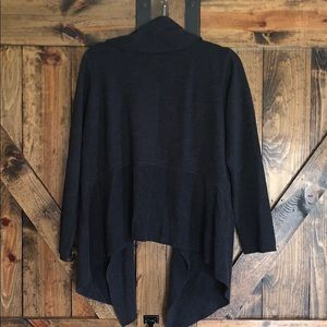 Eileen Fisher Sweaters - Eileen fisher 100% wool layered cardigan size L!